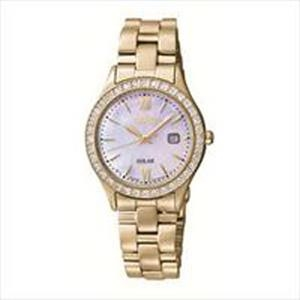 Ladies Solar Watch