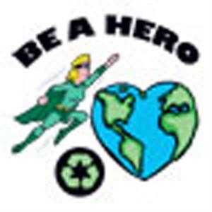 Be A Hero Heart Earth Stock Tattoo Designs