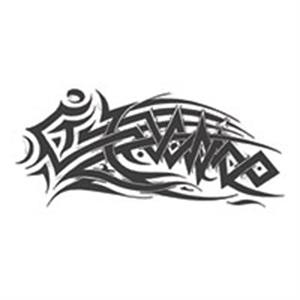 Celtic Tribal Zug Stock Temporary Tattoo