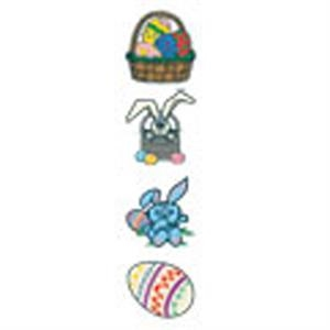 Easter Basket, Stock Tattoo Designs