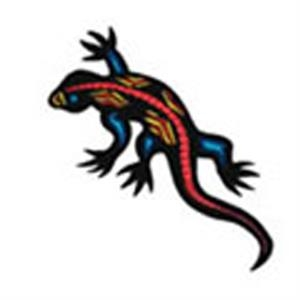 Gecko 2, Stock Tattoo Designs