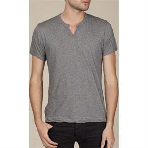 Moroccan - S- X L - Men's Heather Short Sleeve T-shirt Made Of 100% Pima Cotton
