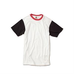 S- X L - Men's Color-block Crew