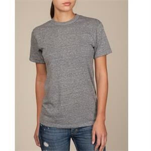 Eco Gray 2 X L - Unisex Eco-heather Crew Tee