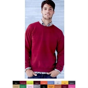 Gildan (r) - S- X L Colors - Crewneck Sweatshirt Made Of 9.3 Oz. 50% Cotton/50% Polyester. Blank Product