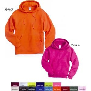 Jerzees (r) - Colors 4 X L - Adult, 8.0 Oz. 50% Cotton/50% Polyester Hooded Sweatshirt. Blank Product