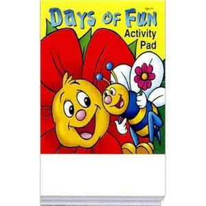 Days Of Fun Springtime Activity Pad With Games And Activities