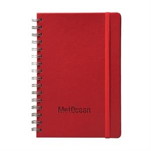 Swing - Journal - Red. Striking. Smooth. Leather-like. More Than A Journal