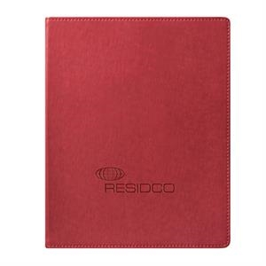 Urban (r) - Journal - Red. Classy. Cool, Fresh. The Hand-stitch, Faux Leather Cover