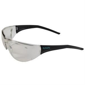 Tranzmission - I/o Mirror Lens - Safety Glasses With Single Curved Lens Design