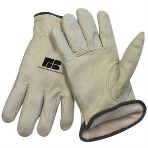 X L - Insulated Cowhide Glove