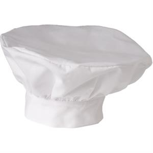 White Swan - Sa18201 White Swan Men's Chef's Hat - White