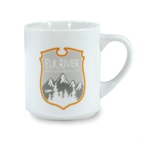 10 Oz Porcelain Mug