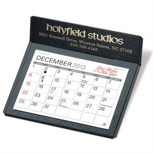 "The Putnam - Monthly Desk Calendar With 4 3/8"" X 3 1/4"" Memo Style Pad"