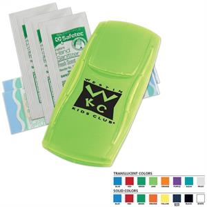 Protect (tm) - Care Kit With Reusable Plastic Case. For First Aid Use