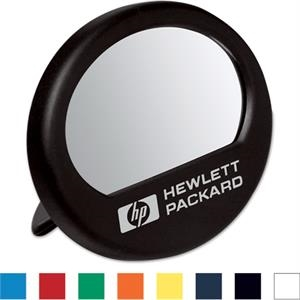 Cyber Mirror (tm) - Mirror That Attaches To Most Surfaces With Adhesive Backing