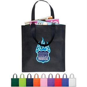 Value Tote Constructed Of 80 Gsm Non-woven Polypropylene