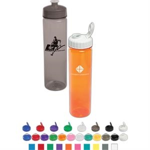 Polysure (tm) - Sport Bottle. 24 Oz Made From Pet Material