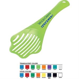 Pet Litter Scoop With Paw Shape