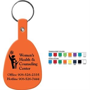Tab - Shaped Key Tag
