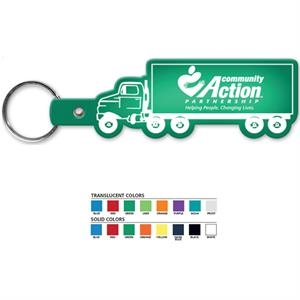 Truck - Shaped Key Tag