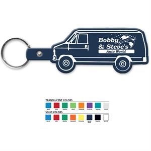 Van - Shaped Key Tag
