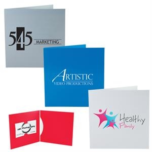 Cd/dvd Business Card Folio