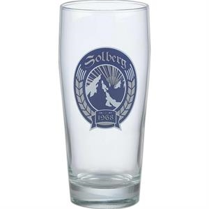 16 oz Willi Becher Glass