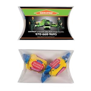 Candy King - Small Pillow Pack With Bubble Gum. Bubble Gum/chewing Gum In Pillow Pack