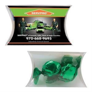 Candy King - Small Pillow Pack With Foil Candy. Hard Foil Candy In Pillow Pack