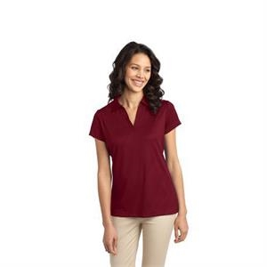Port Authority (r) -  X S -  X L - Ladies' Tech Embossed Polo Shirt