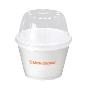 500 Line - Foam 16 Oz. To-go Container