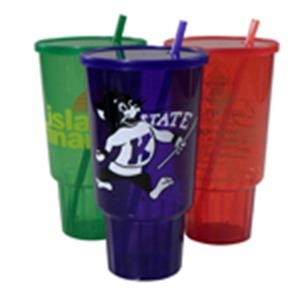 Jewel - 32 Oz. Car Cup Jewel Tumbler
