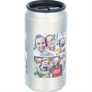 Fizz - 12 Oz Double-wall Vacuum Insulated Stainless Steel Can Tumbler