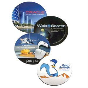 Mouse Pad-Round Full Color