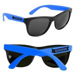 Neon Retro Custom Sunglasses