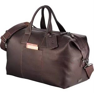 """Kenneth Cole(R) Colombian Leather 22\"""" Duffel Bag"""