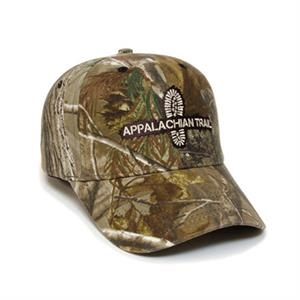 Medium Profile Realtree Ap (tm) Cap