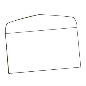 "Envelope - #7 Plain White 6.75"" X 3.75"""