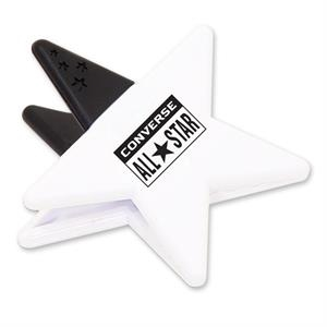 Star Magnetic Memo Clip. Closeout Prices. While Supplies Last