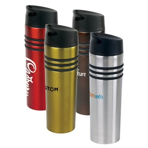 Kona - Earth-tone 16 Oz Vacuum Tumbler