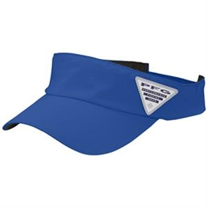 Coolhead - Visor With Hook And Loop Back Adjustment