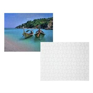 Sublimation 110 Pc. Photo Puzzle Is The Perfect Promo Item For Events And Giveaways