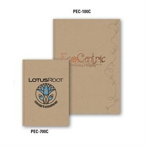 Ecobooks (tm) Perfectbook (tm) - Small Eco Journal Made Of Natural Paper