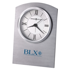 Sterling - Aluminum Tabletop Alarm Clock