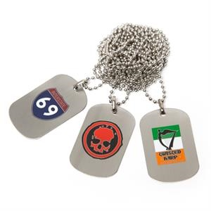 Durable Stainless Steel Dog Tag