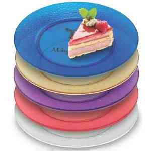 Plastic Serving Plates