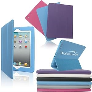 Leather Case/stand For Ipad 2/3/4