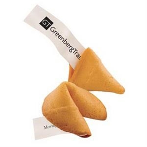 Plain Fortune Cookie