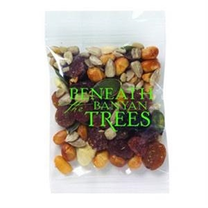 Promo Snax - 1/2 Oz - Trail Mix In Cello Bag